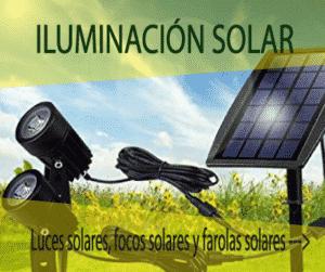 Foto de focos solares