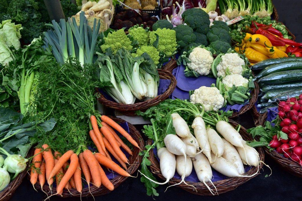 alimentos básicos naturales