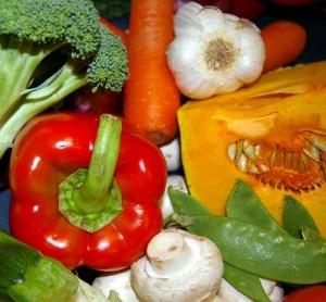 verduras orgánicas para la limpieza de los riñones