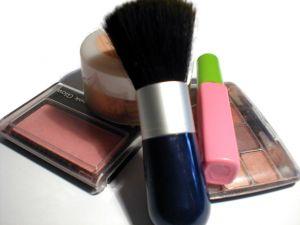 cosméticos de maquillaje ecológicos