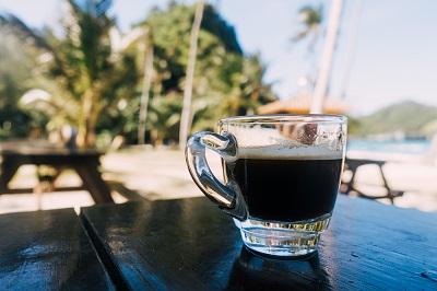 Bebo café a diario