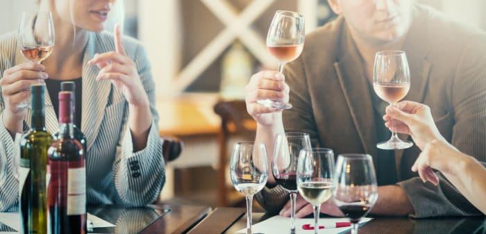 Lista de los mejores vinos rosados orgánicos
