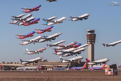 dejar de volar aerolíneas económicas - demasiados vuelos