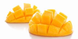 tratamientos faciales de comida de mango