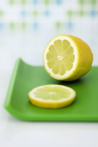 tratamientos faciales de comida de limón