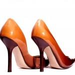 proteger los zapatos con paquetes de gel de sílice