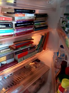 reutilización de frigoríficos viejos para almacenamiento