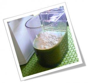 Beneficios de la col rizada en jugo de vegetales