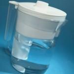 jarra de filtro de agua