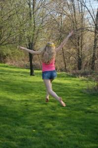bailar por un estilo de vida saludable