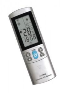 control de temperatura aire acondicionado ecológico