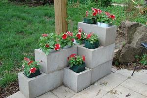 jardinera de ceniza bonita