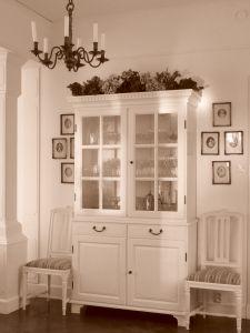 reutilizar un gabinete viejo