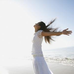 estilo de vida saludable trae felicidad