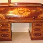 escritorio antiguo ecológico