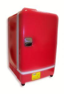 refrigerador viejo ineficaz