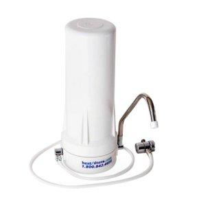 reemplazo del filtro de agua - encimera